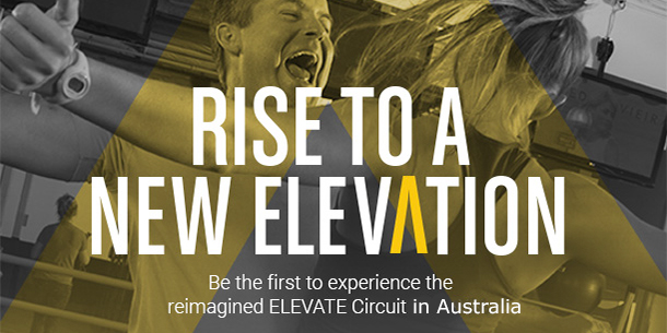 Be The First In Australia To Experience - Total Gym ELEVATE Series
