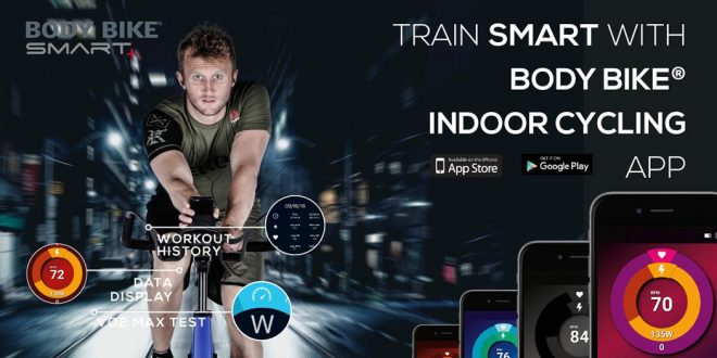 Body Bike Smart+ Setting New Standards in Indoor Cycling