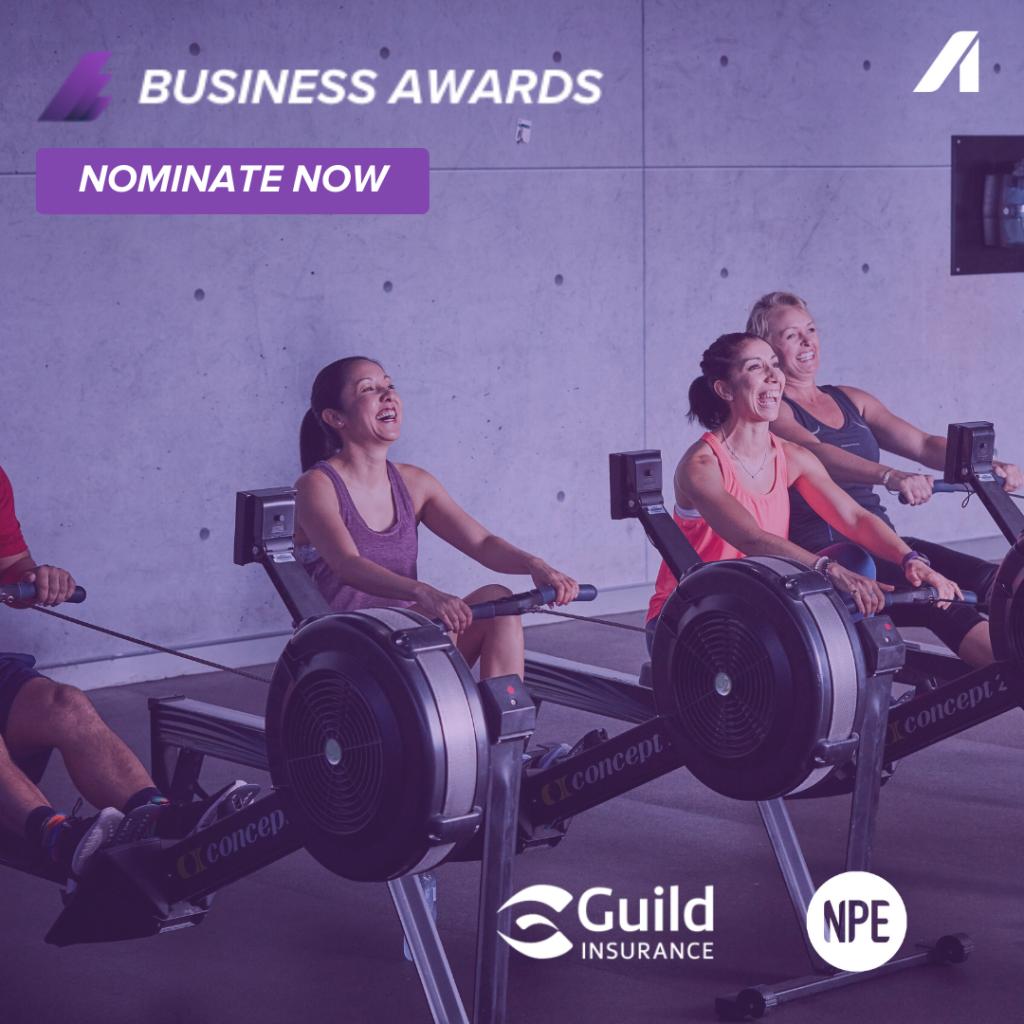 Australian Fitness Awards - Business award