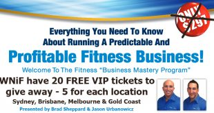 20 FREE VIP Tickets to Business Mastery Program - FREE 20