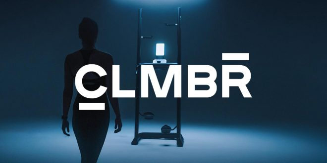 CLMBR Introduces Innovative, Ergonomic Climbing Machine