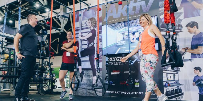 Stats and summary fro the 2018 Sydney Fitness Show