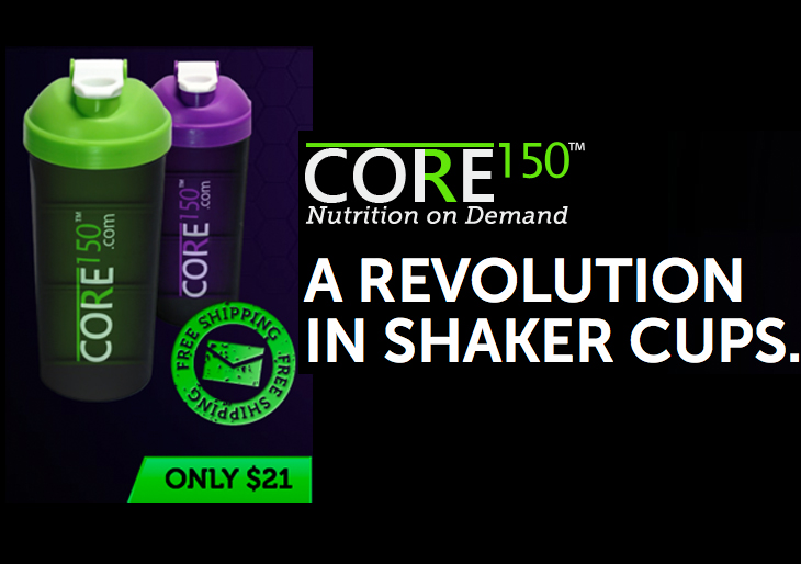 Core 180 Drinks Shaker