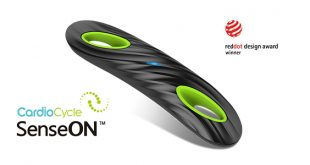 CardioCycle SenseON Heart Rate Monitor