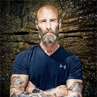 Chief (James) Brabon - New Fitness Ambassador for Mens Health