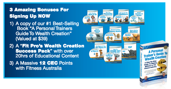 Create PT Wealth - Business Mastery Program