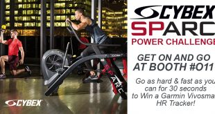 Cybex Sparc Power Challenge