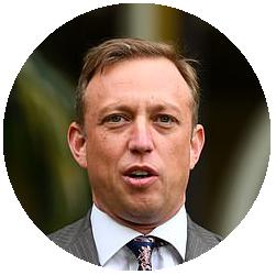 Deputy Premier and Health Minister Steven Miles