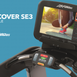 Life Fitness Discover SE3 Console - Hub Presentation