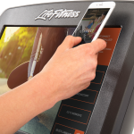 Life Fitness Discover SE3 Console - iPhone LFconnect Login