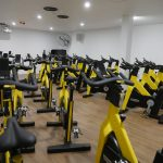 EMF Performance Centre - Group Fitness Spin Room