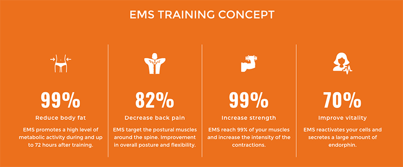 EMS Training at 20Pulses - The EMS Training Concept
