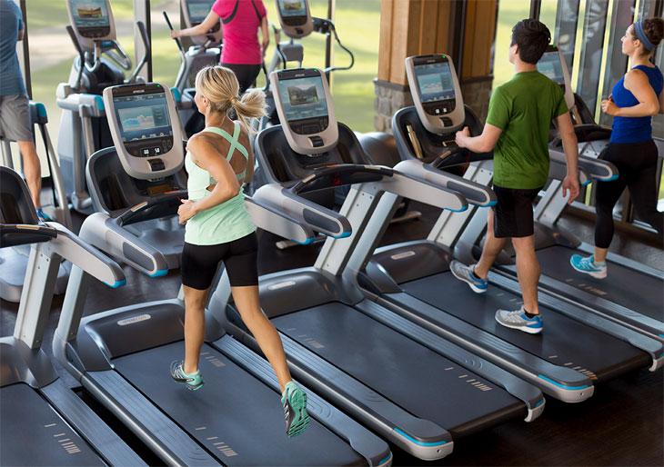 Precor Experience Series Treadmill - Run