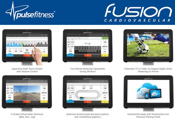EYE Fitness Introduce Pulse Fitness to Australia