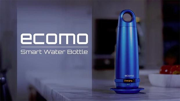 Ecomo Water Bottle - Battery