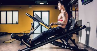 How Effective Is The Total Gym ELEVATE Row? Available from HQH Fitness