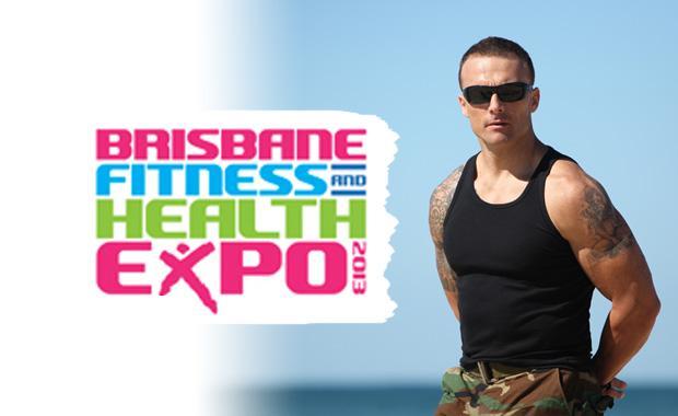 Brisbane Fitness Expo 2013