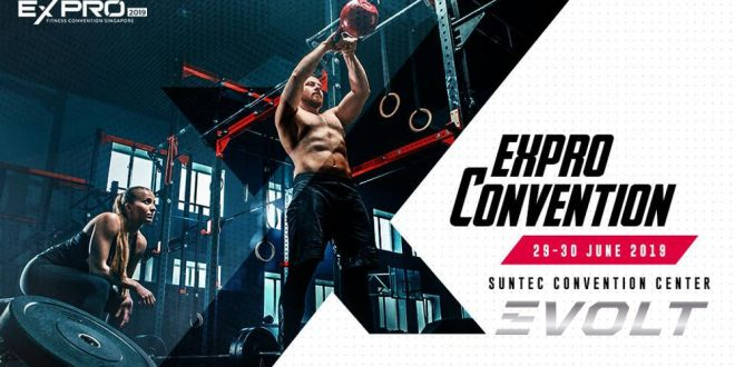 EVOLT: Exclusive Body Composition Partner for ExPRO 2019