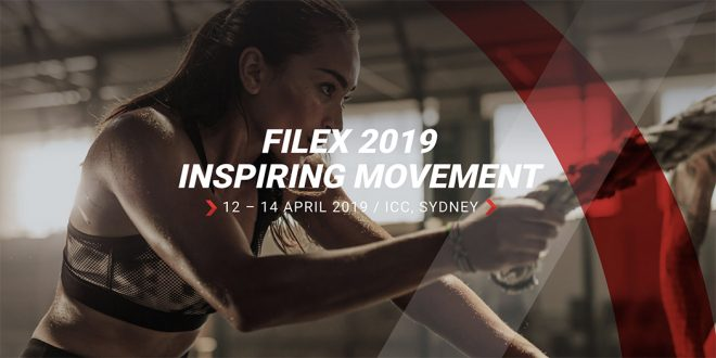 FILEX 2019 Convention - Inspiring Movement: April 12 - 14 2019