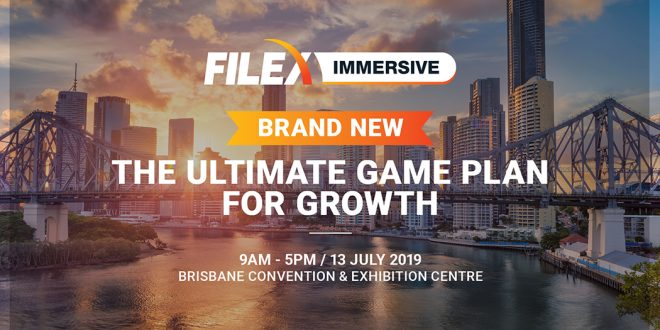 FILEX Immersive - The Game Plan for Growth