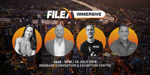 FILEX Immersive - The Game Plan for Growth - The Presenters