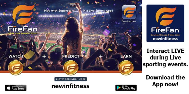 FireFan - Ignite Your Passion - Download the App!