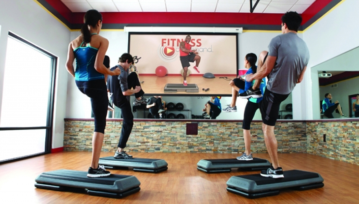 Is this the future of Group Fitness?