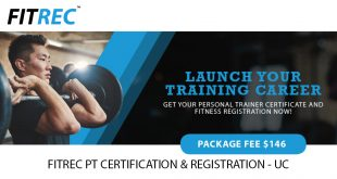 FITREC Paves Way To fitness Employment For Sport And Exercise Students