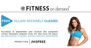 Fitness on Demand - Free Jillian Michaels Classes