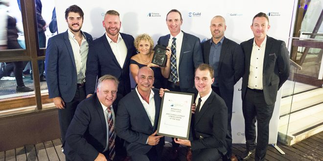 Fitness Australia 2019 Awards - Belmont Oasis - Council/Licensed Fitness Centre of the Year