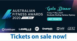 Fitness Australia - Australian Fitness Awards