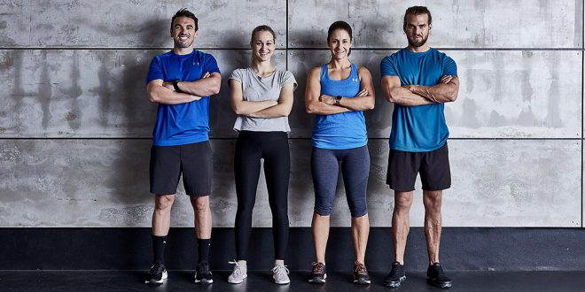 Fitness Australia - The Next Phase written by Barrie Elvish for What's New in Fitness