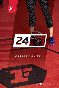 Fitness First - 247 Workout Guide For Members