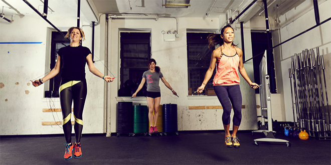 Fitness Trends of 2017 - Catch Up