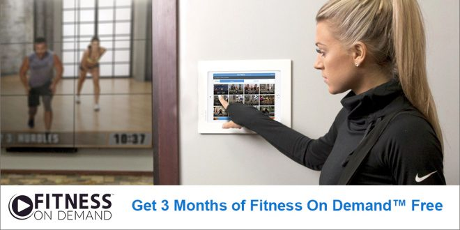 Fitness on Demand - 3 Months Free - NL