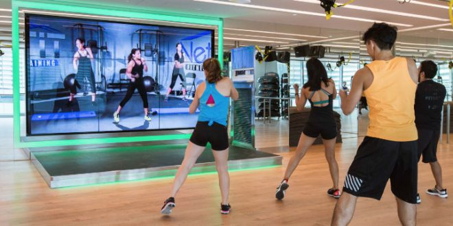 Fitness on Demand - A New Standard For Virtual Fitness