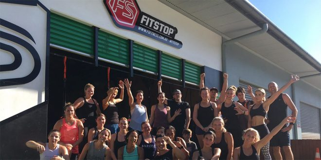 Fitstop - Garage to $8.5 Million in 2 years