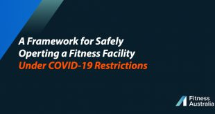 Framework for Safely Operating a Fitness Facility Under COVID-19 Restrictions