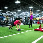 Golds Gym Partner With Aktiv Solutions - Training Space - Function