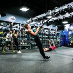 Golds Gym Partner With Aktiv Solutions - Training Space - Form