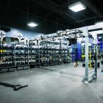 Golds Gym Partner With Aktiv Solutions - Training Space - Layout