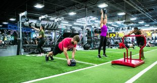 Golds Gym Southern California Partner With Aktiv Solutions
