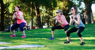 Government Announce – Small Group Outdoor Exercise Okay