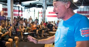 Greg Glassman Sells CrossFit to Eric Roza