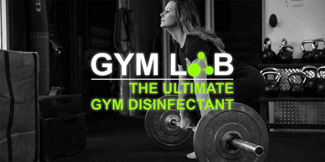 Gym Lab - The Ultimate Gym Disinfectant