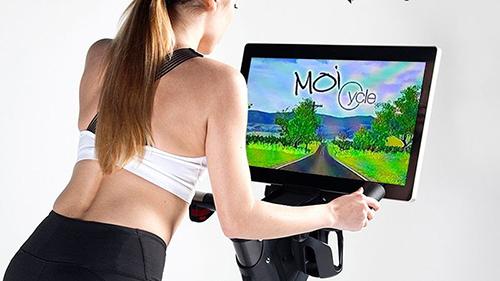 Expresso GO Bikes from Novofit - MOi Heart Rate Training Program
