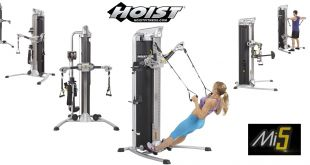 The HOIST Mi5 Functional Trainer