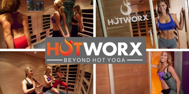 What's New in Franchising - HOTWORX - Beyond Hot Yoga