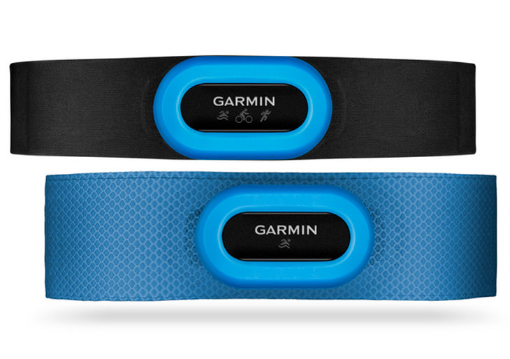 New from Garmin - HRM Tri™ and HRM Swim™