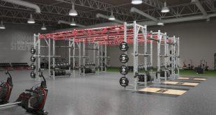 Hammer Strength HD Athletic Bridge - Training Set-Up